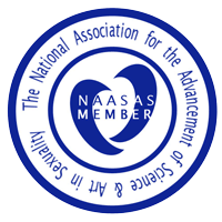 National Association for the Advancement of Science & Art in Sexuality (NAASAS) member